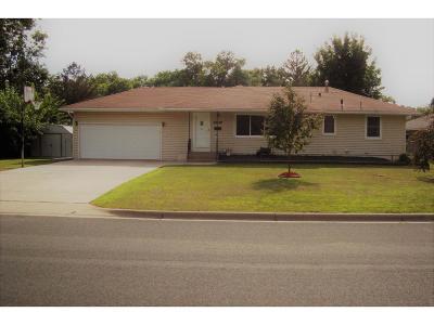 Brooklyn Park Single Family Home For Sale: 6949 Edgewood Avenue N