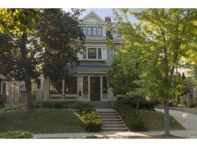 Minneapolis Single Family Home For Sale: 1816 Humboldt Avenue S