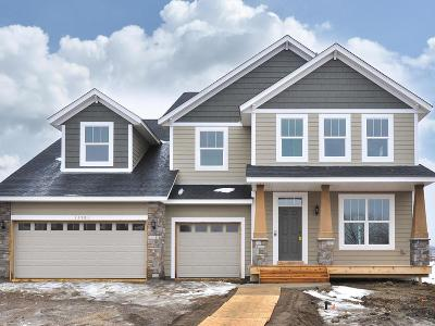 Blaine Single Family Home For Sale: 12911 Edison Court NE