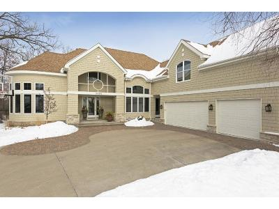 Eagan Single Family Home For Sale: 3595 Woodland Court