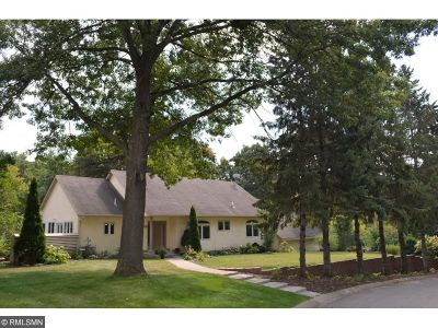 Eden Prairie Single Family Home For Sale: 9449 Creek Knoll Road