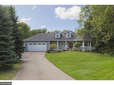 Eagan Single Family Home For Sale: 4191 Lexington Way