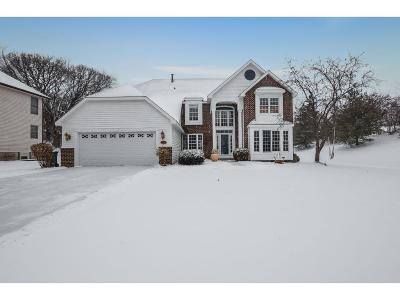 Eden Prairie Single Family Home For Sale: 16272 Mayfield Drive