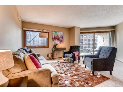 Minneapolis Condo/Townhouse For Sale: 1225 Lasalle Avenue #1102