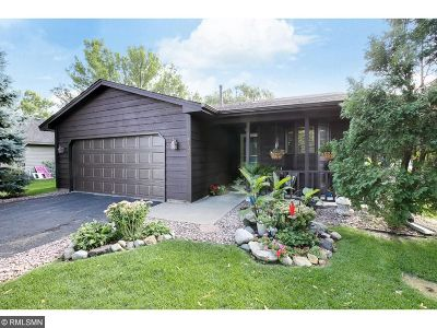 Brooklyn Park Single Family Home For Sale: 9500 Upton Avenue N