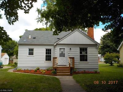 Robbinsdale Single Family Home For Sale: 3810 Halifax Avenue N