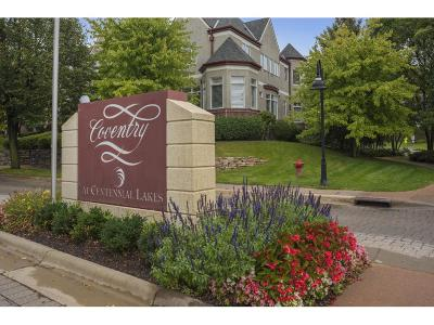 Edina Condo/Townhouse For Sale: 315 Coventry Lane