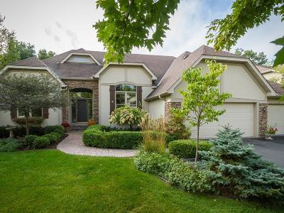 Hennepin County Single Family Home For Sale: 17247 Acorn Ridge