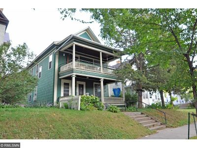 Minneapolis Multi Family Home For Sale: 2453 Garfield Avenue