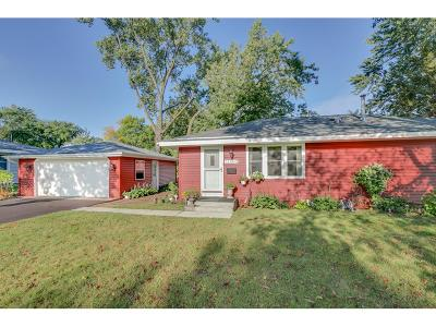 Bloomington MN Single Family Home For Sale: $270,000