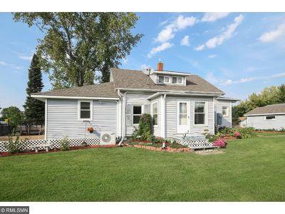 Pine City Single Family Home For Sale: 19289 Praha Avenue