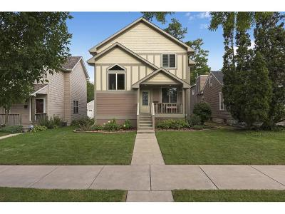 Minneapolis MN Single Family Home For Sale: $395,000