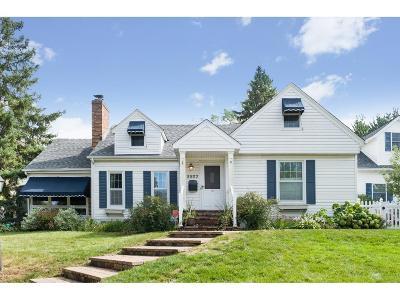 Minneapolis Single Family Home For Sale: 5503 Richmond Curve