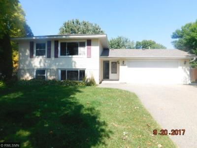 Eagan Single Family Home For Sale: 1787 Gold Court
