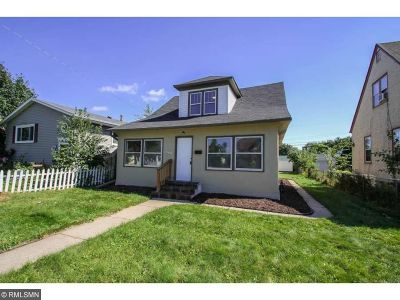 Minneapolis Single Family Home For Sale: 3938 Bryant Avenue N