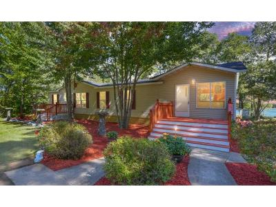 Brainerd Single Family Home For Sale: 12654 Mile Lake Road SW