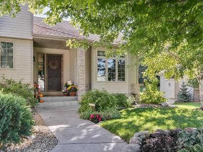 Andover Single Family Home For Sale: 15989 Crane Street NW