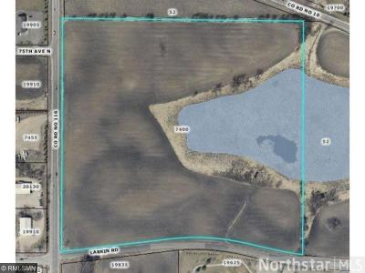 Hennepin County Residential Lots & Land For Sale: 7400 County Road 116 Road