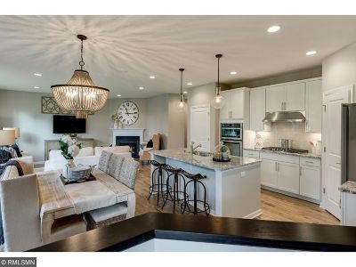 Blaine Single Family Home For Sale: 3903 112th Circle NE