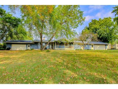Single Family Home For Sale: 548 County Road E