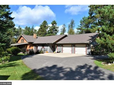 Nisswa Single Family Home For Sale: 25699 Centennial Lane