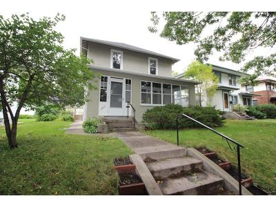 Single Family Home For Sale: 1545 Fairmount Avenue