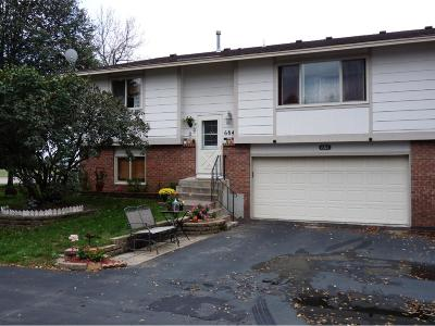 Blaine Condo/Townhouse For Sale: 684 125th Lane NE