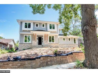 Minneapolis Single Family Home For Sale: 4505 Ewing Avenue S