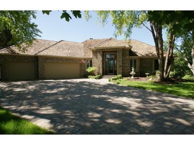 Eden Prairie Single Family Home For Sale: 10563 Bluff Road