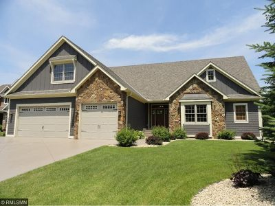 Waconia Single Family Home For Sale: 1744 Oakpointe Drive