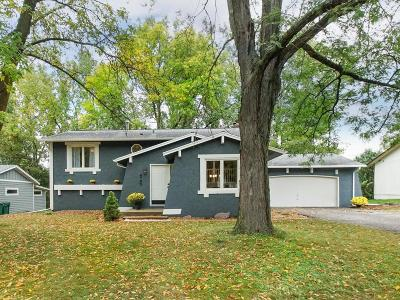 Eden Prairie Single Family Home For Sale: 8730 Darnel Road