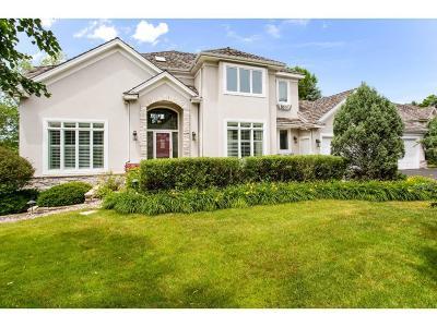 Eden Prairie Single Family Home For Sale: 11660 Wild Heron Point