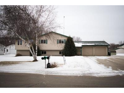 Sauk Centre Single Family Home Contingent: 119 Hickman Drive