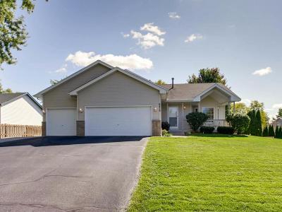 Hugo Single Family Home For Sale: 6419 151st Street N