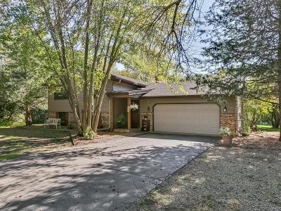 Ham Lake Single Family Home For Sale: 1760 141st Lane NE