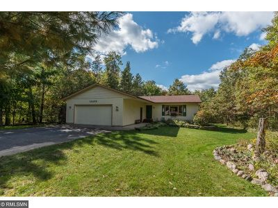 Baxter Single Family Home For Sale: 13253 Norway Drive