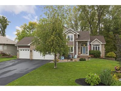 Hugo Single Family Home For Sale: 5380 159th Street N