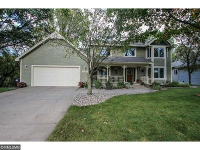 Andover Single Family Home For Sale: 1309 140th Lane NW