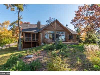 East Gull Lake Single Family Home For Sale: 10170 Birch Grove Road