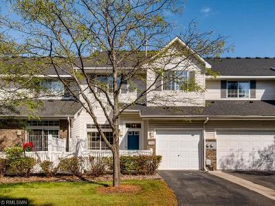 Eden Prairie Condo/Townhouse For Sale: 13710 Anderson Lakes Parkway