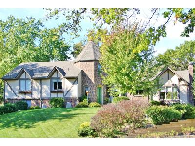 Bloomington Single Family Home For Sale: 9042 Hyland Creek Road