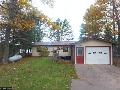 Aitkin MN Single Family Home For Sale: $179,000