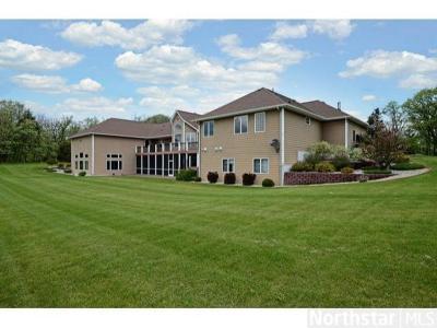 Sherburne County Single Family Home For Sale: 8965 180th Avenue SE