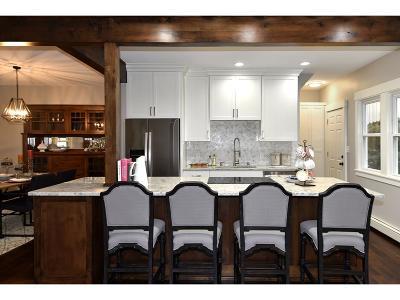 Saint Paul Single Family Home For Sale: 1598 Wellesley Avenue