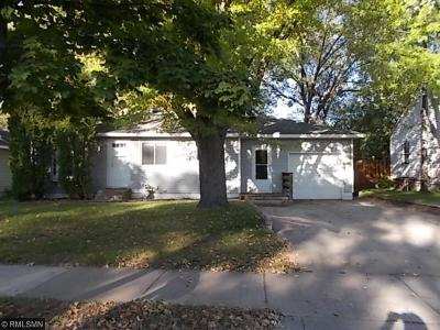 Single Family Home For Sale: 1623 Clearwater Road