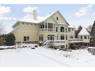 Edina Single Family Home For Sale: 5912 Vernon Avenue S