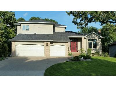 Eagan Single Family Home For Sale: 4132 Wenzel Avenue
