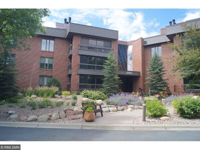 Edina Condo/Townhouse For Sale: 7250 Lewis Ridge Parkway #216