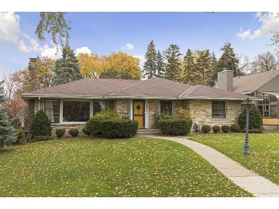 Saint Paul Single Family Home For Sale: 1677 Bohland Avenue