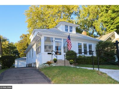 Saint Paul Single Family Home For Sale: 1971 Juliet Avenue